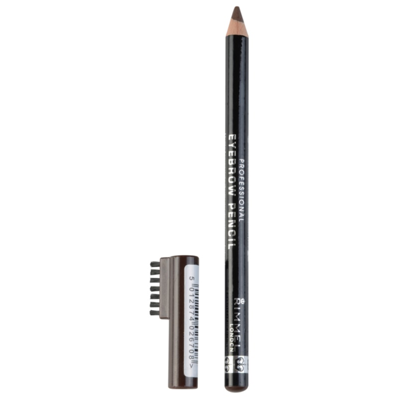 rimmel professional eyebrow pencil crayon pour sourcils. Black Bedroom Furniture Sets. Home Design Ideas