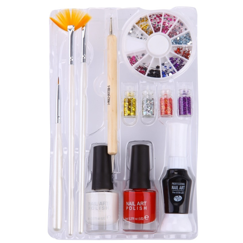 Rio Nail Art Starter Cosmetic Set Iv Notino