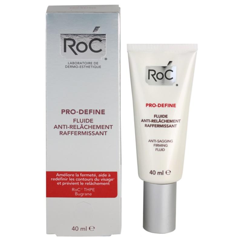 roc pro define fluide pour raffermir le visage. Black Bedroom Furniture Sets. Home Design Ideas