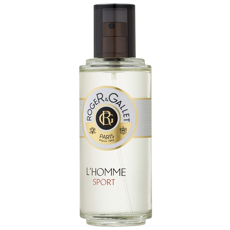 roger gallet l 39 homme sport eau de toilette for men 100 ml. Black Bedroom Furniture Sets. Home Design Ideas