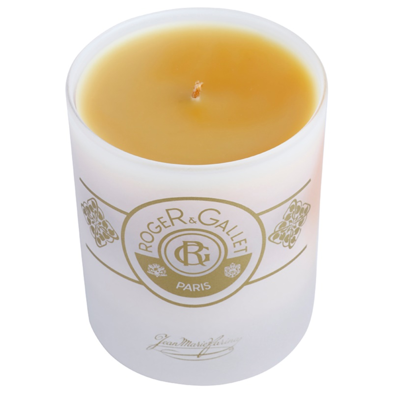 roger gallet jean marie farina scented candle 230 g. Black Bedroom Furniture Sets. Home Design Ideas
