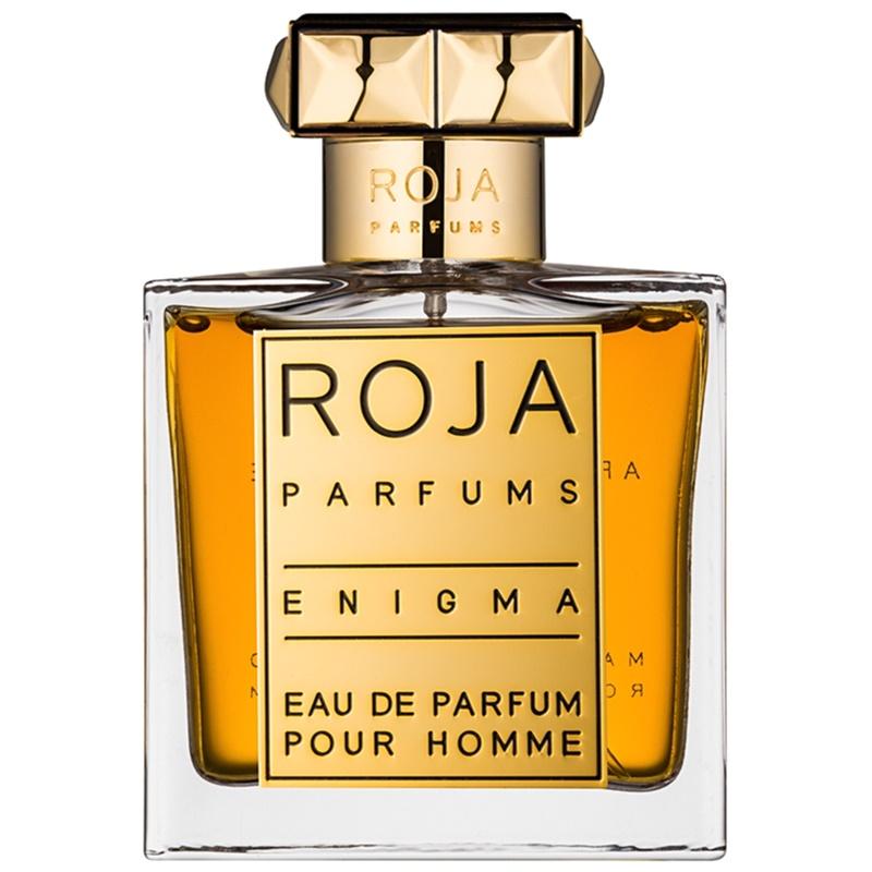 roja parfums enigma eau de parfum f r herren 50 ml. Black Bedroom Furniture Sets. Home Design Ideas