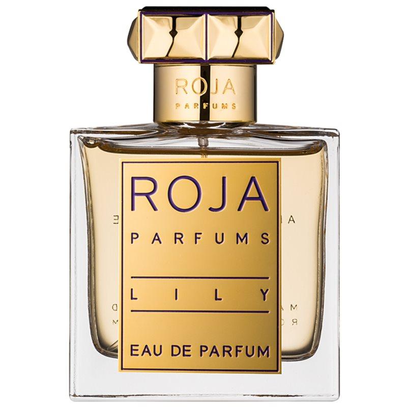 roja parfums lily eau de parfum for women 50 ml. Black Bedroom Furniture Sets. Home Design Ideas