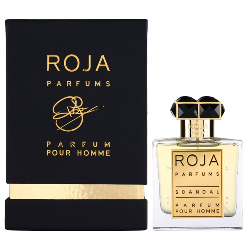 roja parfums scandal parfum pour homme 50 ml. Black Bedroom Furniture Sets. Home Design Ideas