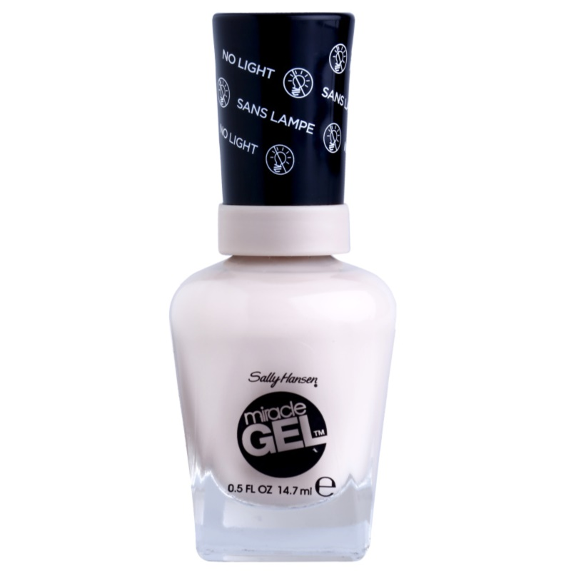 sally hansen miracle gel vernis 224 ongles gel sans le uv led notino fr