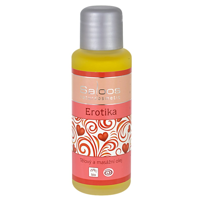 Saloos Bio Body And Massage Oils Body Massage Oil  Notinodk-2911