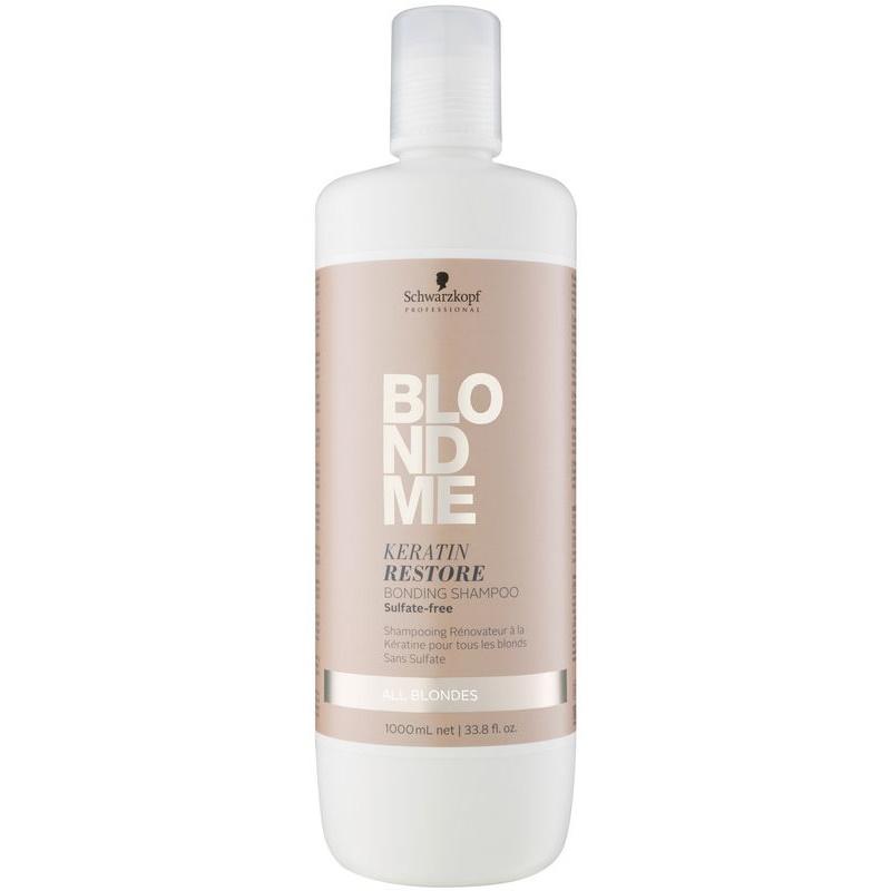 schwarzkopf professional blondme shampoing r novateur. Black Bedroom Furniture Sets. Home Design Ideas