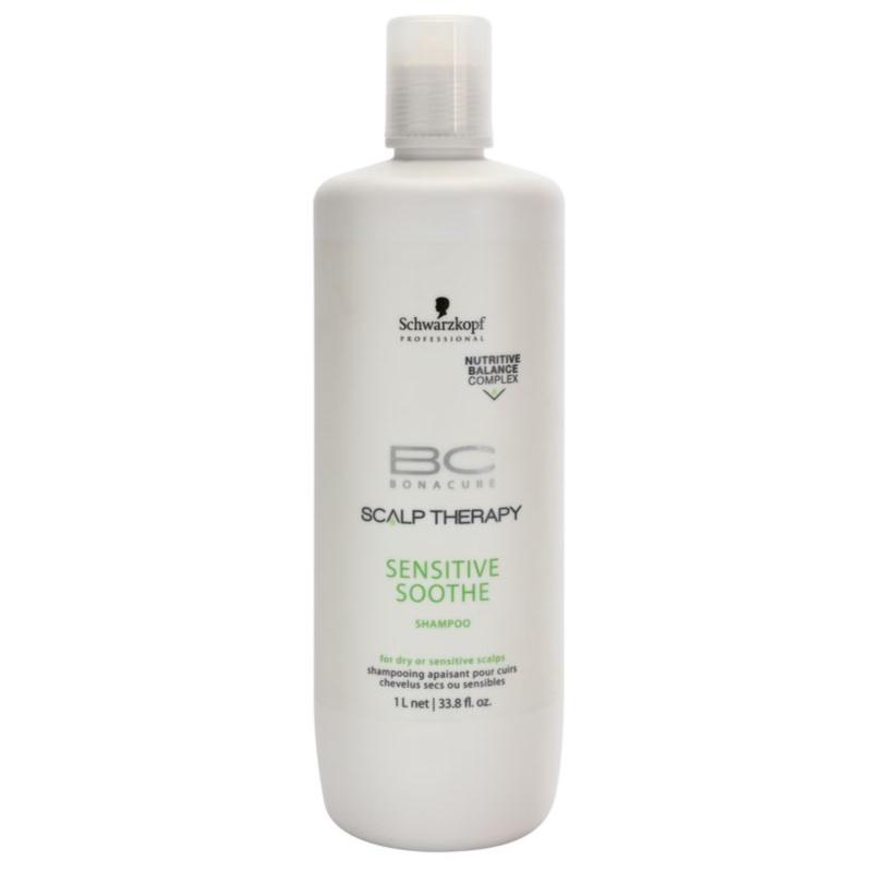 schwarzkopf professional bc bonacure scalp therapy shampoo f r trockene und empfindliche. Black Bedroom Furniture Sets. Home Design Ideas