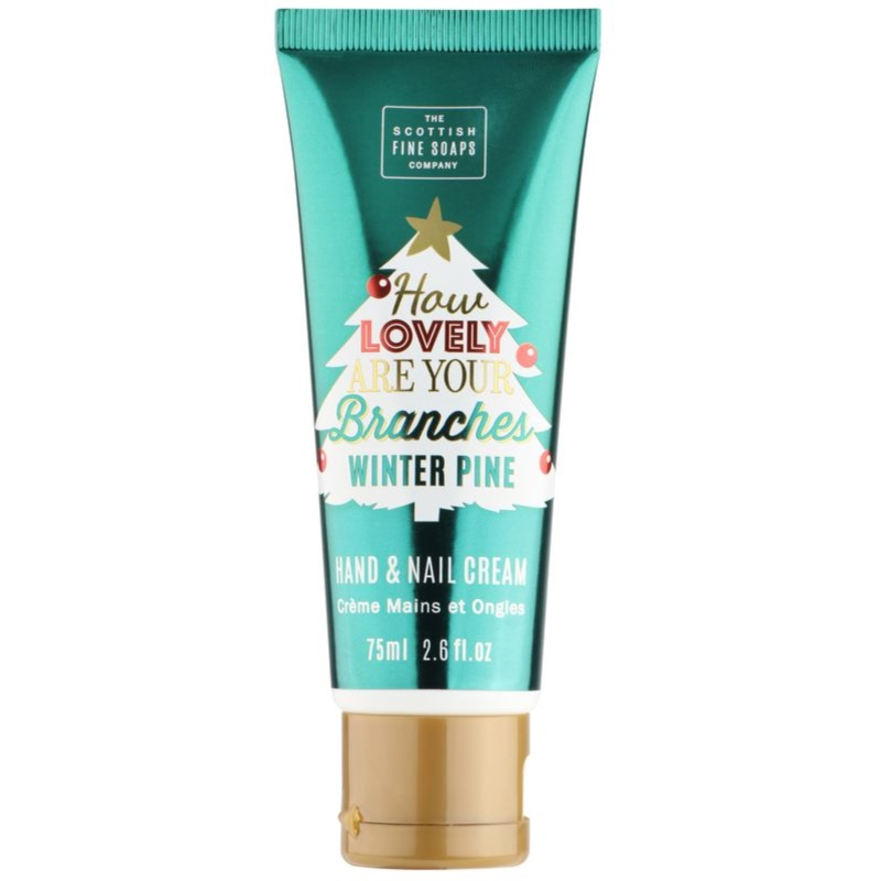 scottish fine soaps lovely branches hand nail cream. Black Bedroom Furniture Sets. Home Design Ideas