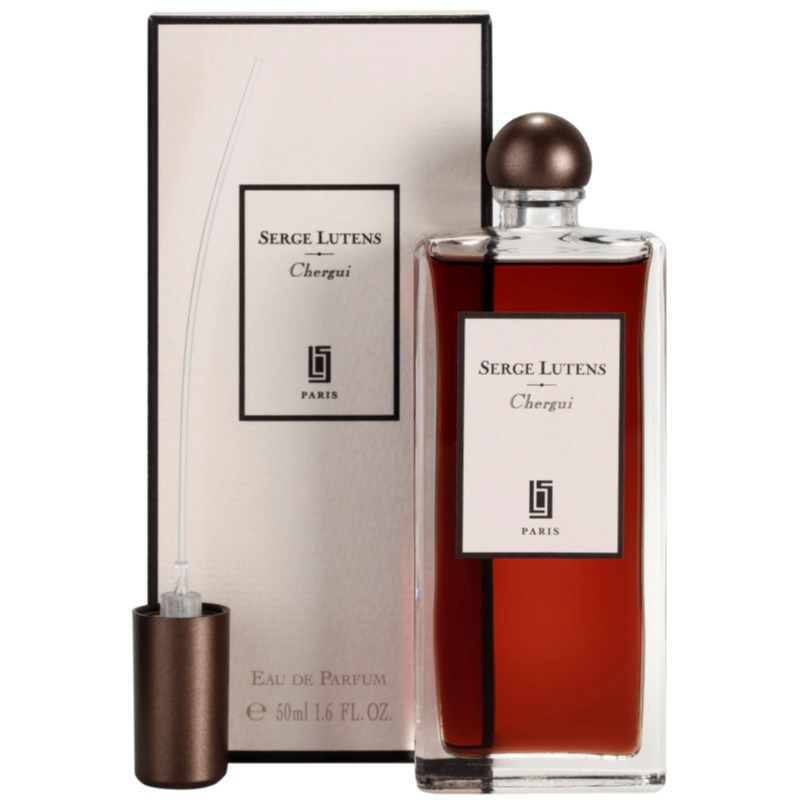 serge lutens chergui eau de parfum unisex 50 ml notino. Black Bedroom Furniture Sets. Home Design Ideas