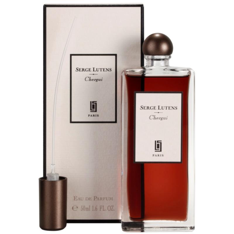 serge lutens chergui eau de parfum unisex 50 ml notino. Black Bedroom Furniture Sets. Home Design Ideas