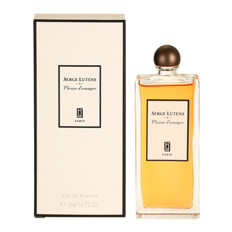 serge lutens fleurs d 39 oranger eau de parfum para mujer 50. Black Bedroom Furniture Sets. Home Design Ideas