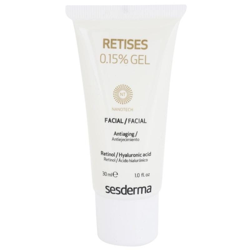 Sesderma Retises, gel-crème régénérant au rétinol et acide