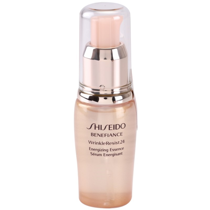 shiseido benefiance wrinkleresist24 energizing essence. Black Bedroom Furniture Sets. Home Design Ideas