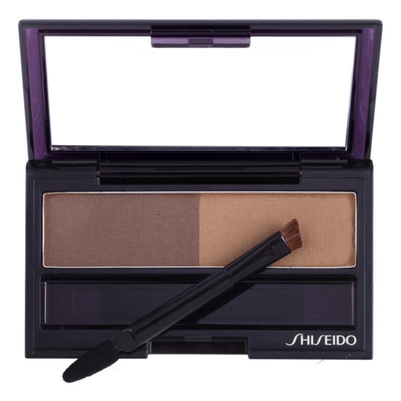shiseido eyes eyebrow styling palette zum schminken der. Black Bedroom Furniture Sets. Home Design Ideas