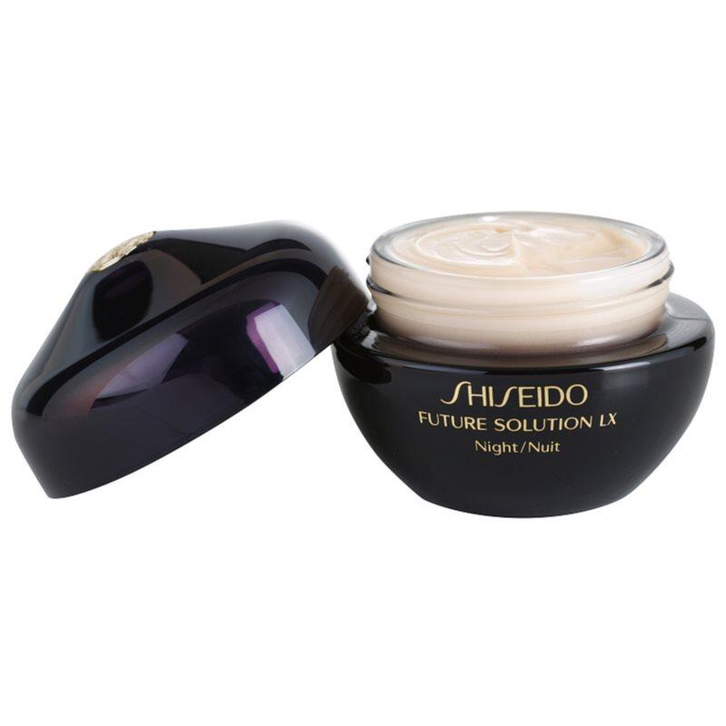 Shiseido Future Solution LX, crema de noche reafirmante