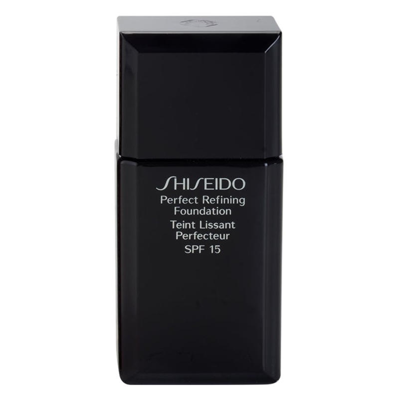 shiseido base perfect refining d ugotrwa y podk ad w. Black Bedroom Furniture Sets. Home Design Ideas
