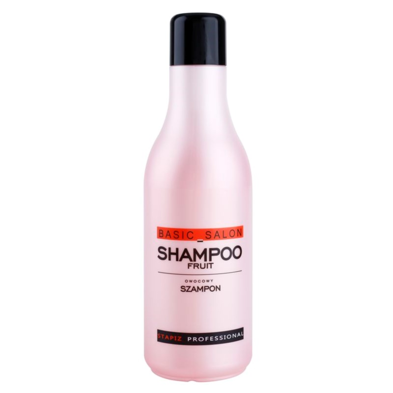 Stapiz basic salon fruity shampoo for everyday use for Salon quality shampoo