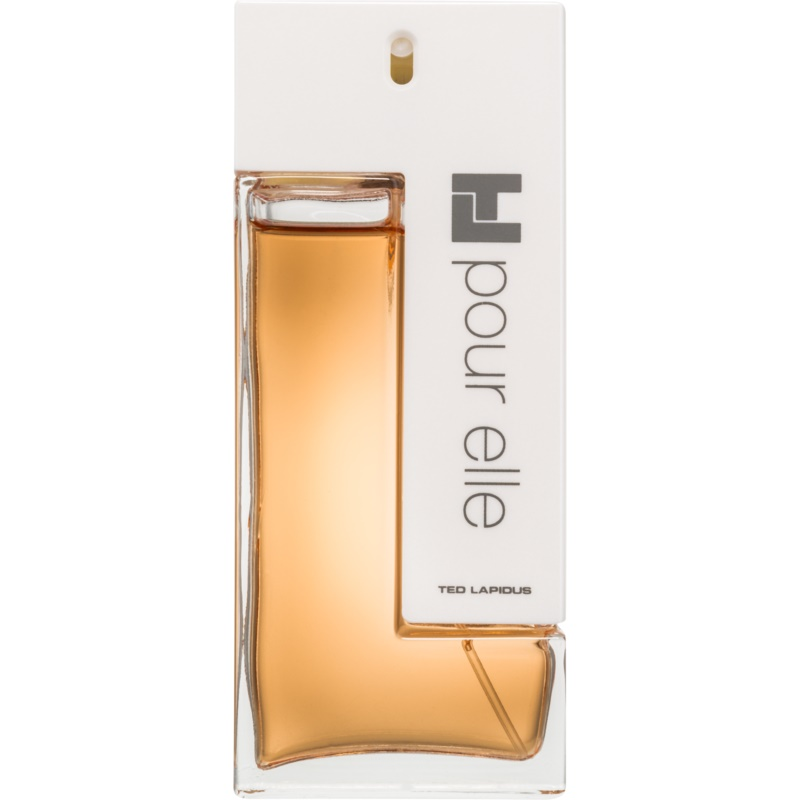 ted lapidus tl pour elle eau de parfum pour femme 50 ml. Black Bedroom Furniture Sets. Home Design Ideas