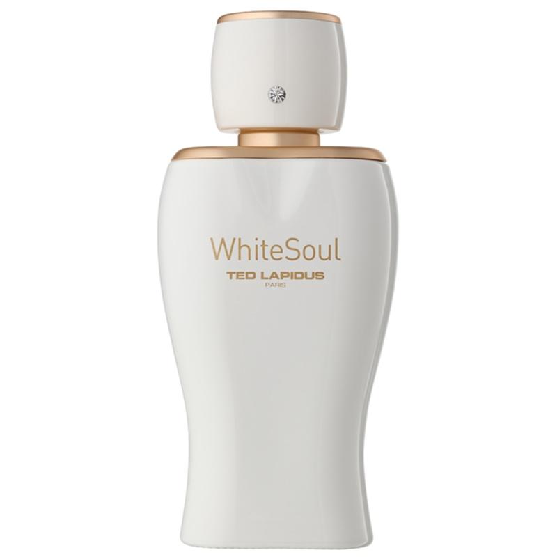 ted lapidus white soul eau de parfum for women 100 ml. Black Bedroom Furniture Sets. Home Design Ideas