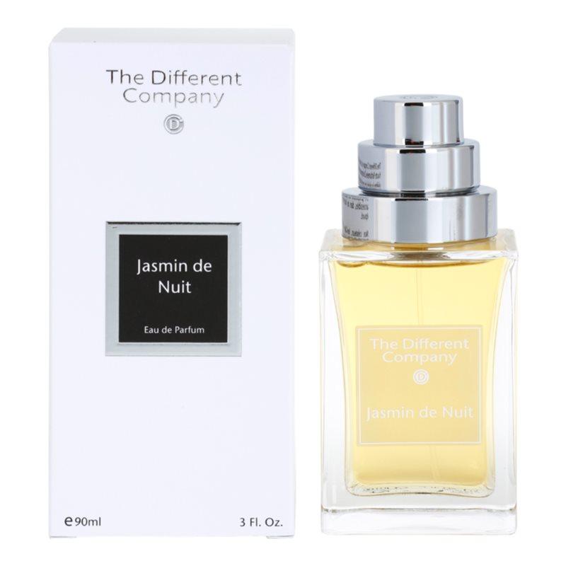 The different company jasmin de nuit eau de parfum pour for Bat box obi