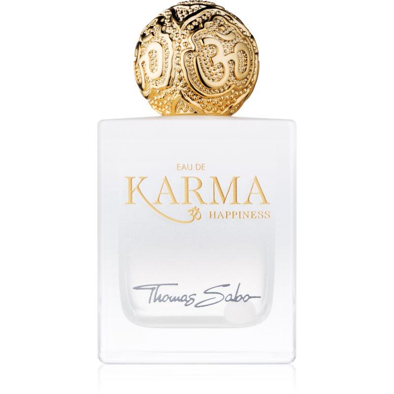 thomas sabo eau de karma happiness eau de parfum pour femme 50 ml. Black Bedroom Furniture Sets. Home Design Ideas