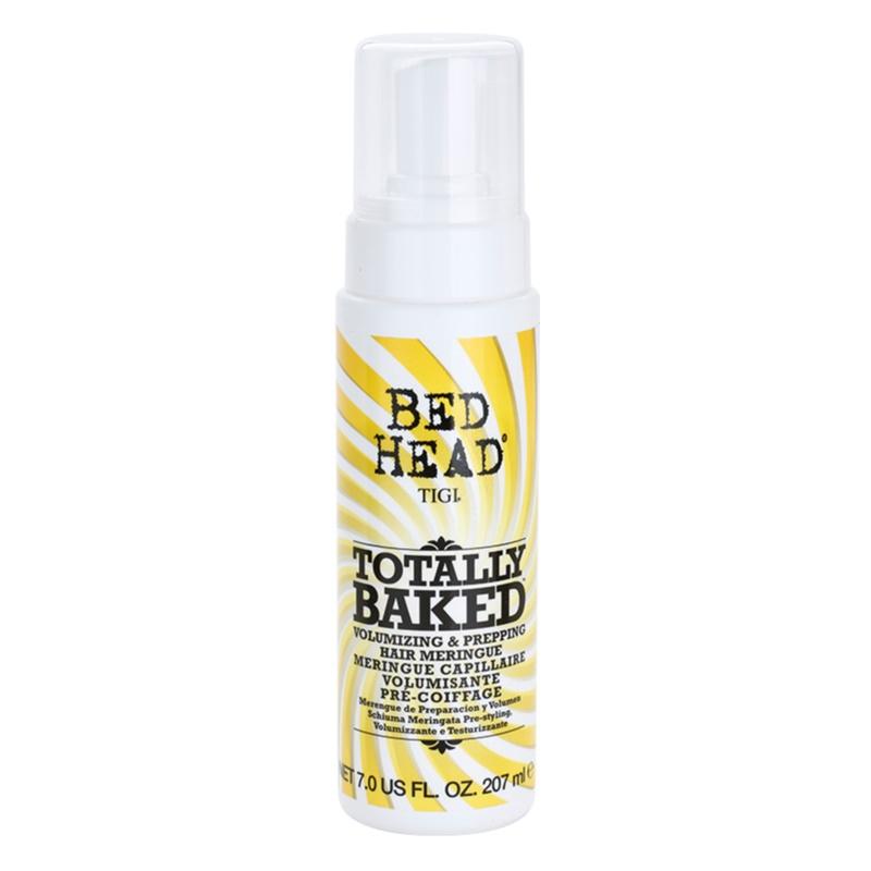 tigi bed head candy fixations mousse cheveux pour donner du volume. Black Bedroom Furniture Sets. Home Design Ideas