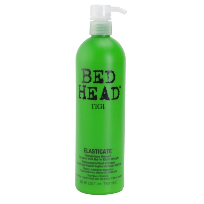 tigi bed head elasticate st rkendes shampoo f r geschw chtes haar. Black Bedroom Furniture Sets. Home Design Ideas