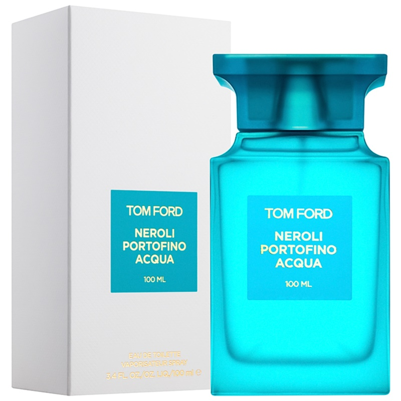 tom ford neroli portofino acqua eau de toilette unisex. Black Bedroom Furniture Sets. Home Design Ideas