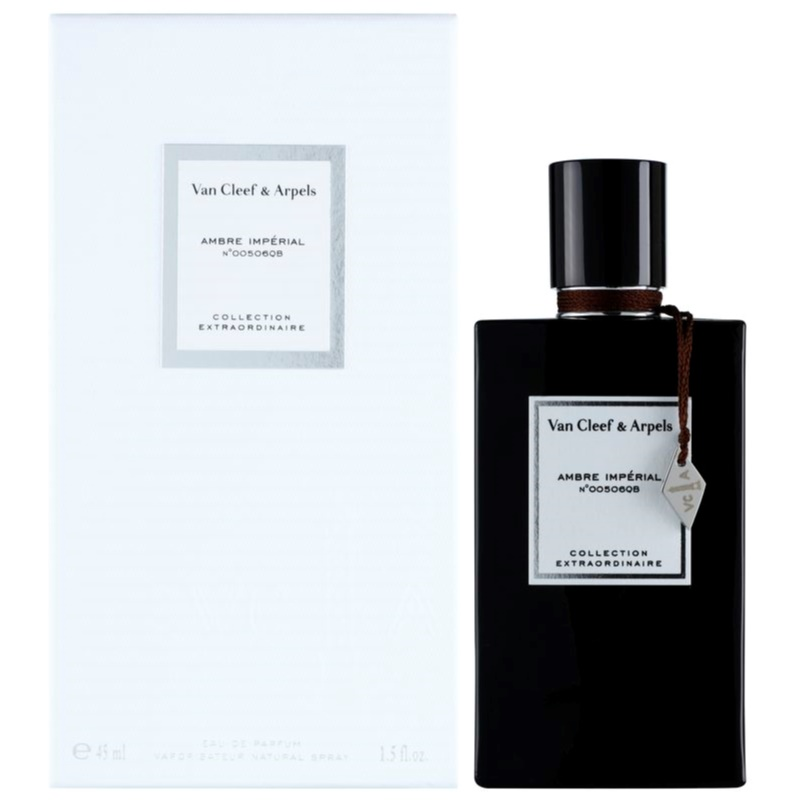 van cleef arpels collection extraordinaire ambre imperial eau de parfum unisex 45 ml notino. Black Bedroom Furniture Sets. Home Design Ideas