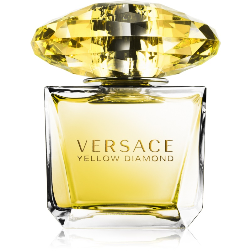 versace yellow diamond woda toaletowa dla kobiet 90 ml. Black Bedroom Furniture Sets. Home Design Ideas
