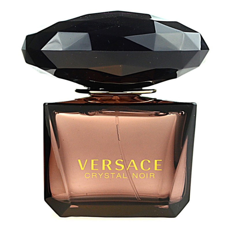 Versace Crystal Noir, Eau de Toilette for Women 90 ml | notino.co.uk