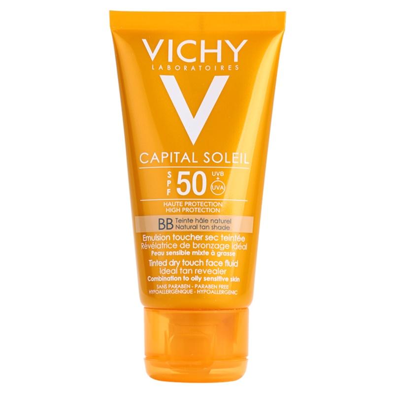 VICHY CAPITAL SOLEIL krem BB SPF 50 - iperfumy.pl