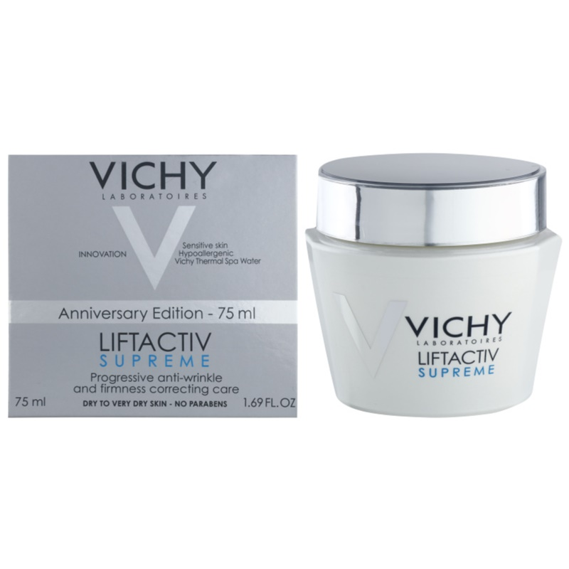 Vichy Liftactiv Supreme, nappali liftinges kisimító krém..