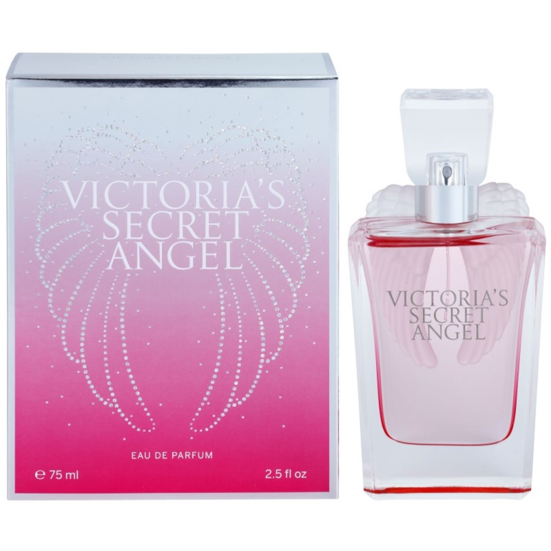 victoria 39 s secret angel eau de parfum for women 75 ml. Black Bedroom Furniture Sets. Home Design Ideas