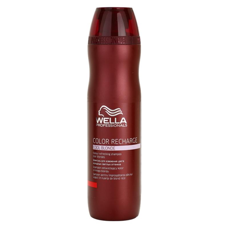 Wella professionals color recharge shampoing violet pour - Les nuances de violet ...