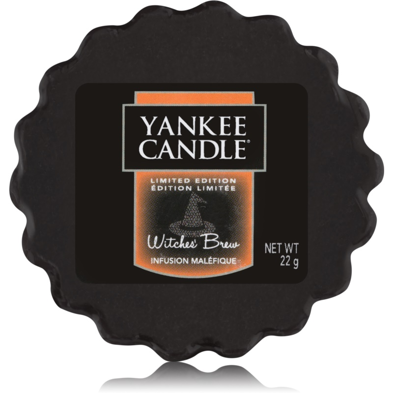 yankee candle limited edition witches 39 brew wachs f r aromalampen 22 g. Black Bedroom Furniture Sets. Home Design Ideas