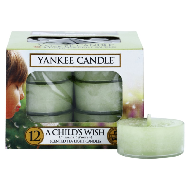 yankee candle a child 39 s wish bougie chauffe plat 12 x 9 8. Black Bedroom Furniture Sets. Home Design Ideas