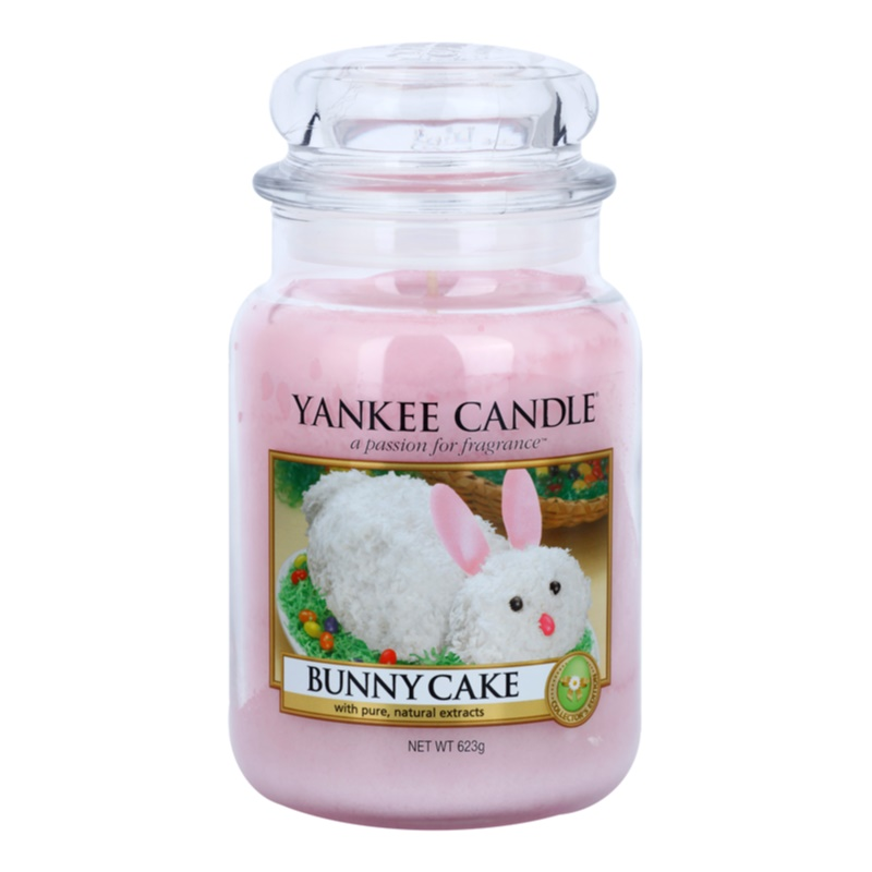 Yankee Candle Bunny Cake Scented Candle 623 G Classic