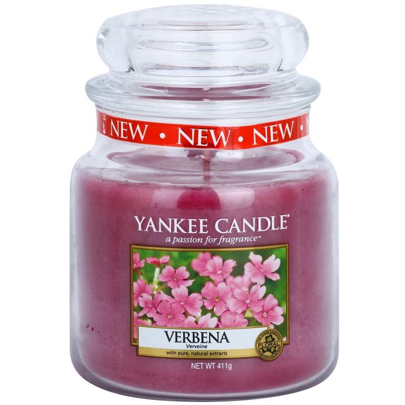 Verbena candles