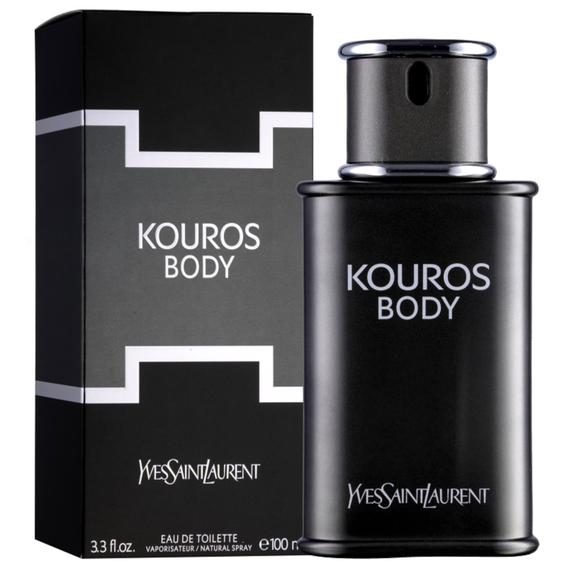 Perfume Body Kouros Masculino: Yves Saint Laurent Body Kouros, Eau De Toilette For Men 100 Ml
