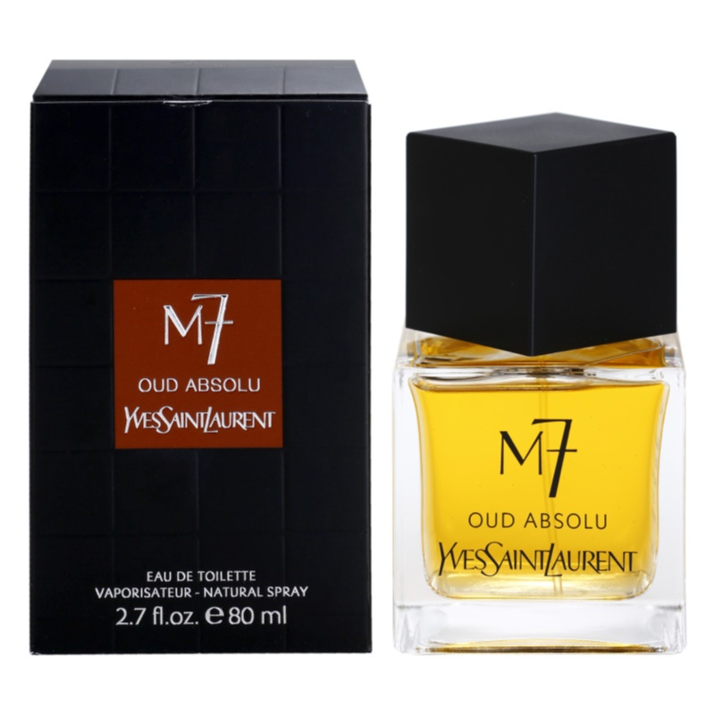 yves saint laurent la collection m7 oud absolu eau de toilette f r herren 80 ml. Black Bedroom Furniture Sets. Home Design Ideas