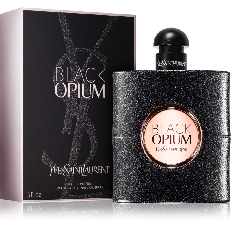 yves saint laurent black opium woda perfumowana dla kobiet 90 ml. Black Bedroom Furniture Sets. Home Design Ideas