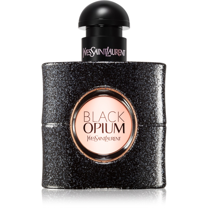 yves saint laurent black opium eau de parfum para. Black Bedroom Furniture Sets. Home Design Ideas