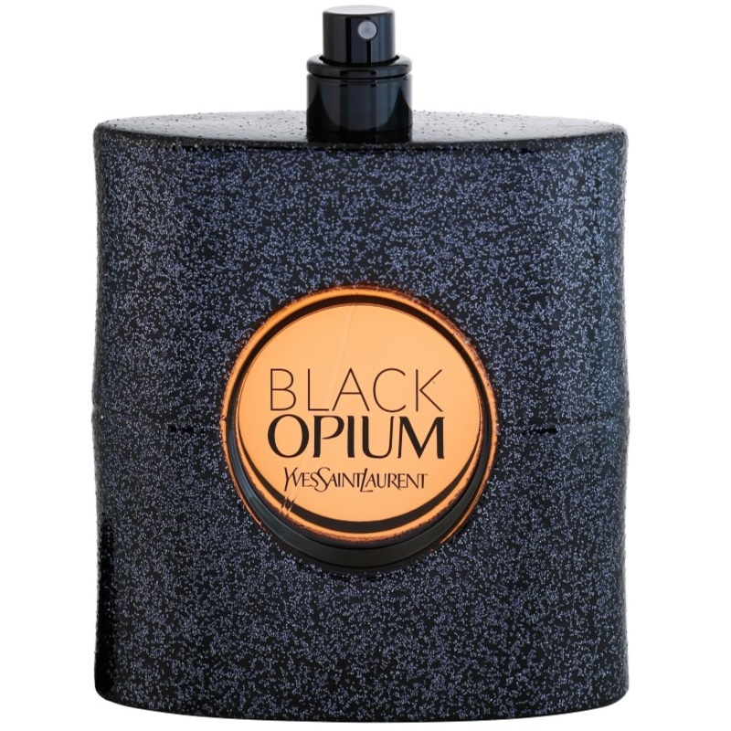 Yves saint laurent black opium eau de parfum tester for for Miroir yves saint laurent