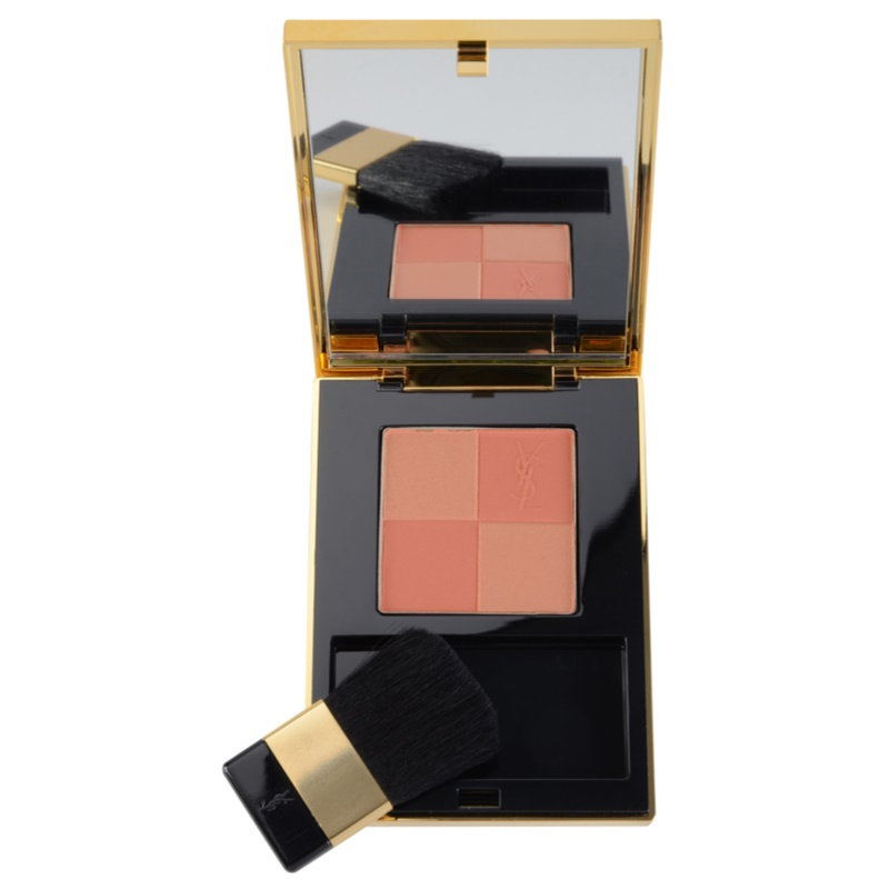 yves saint laurent blush radiance puder rouge. Black Bedroom Furniture Sets. Home Design Ideas