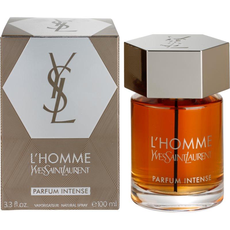 yves saint laurent l homme parfum intense eau de parfum for men 100 ml