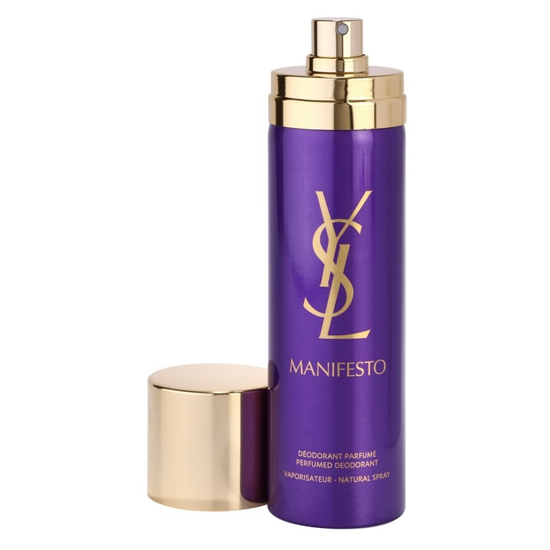 Yves saint laurent manifesto perfume deodorant for women for Miroir yves saint laurent