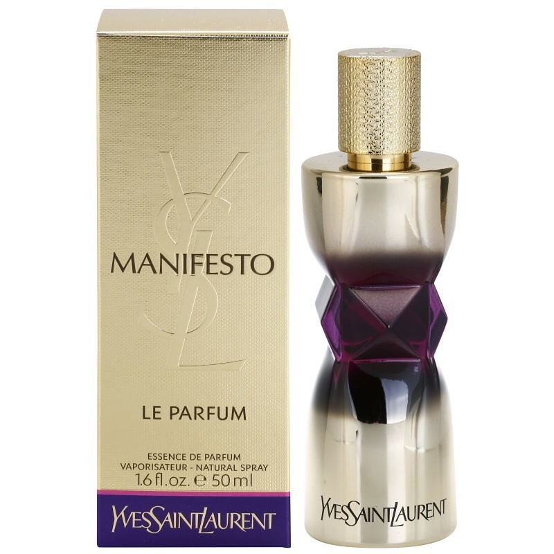 Yves saint laurent manifesto le parfum perfume for women for Miroir yves saint laurent