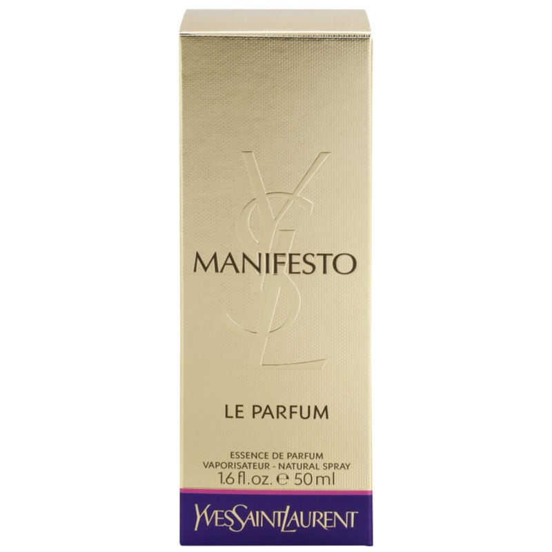 yves saint laurent manifesto le parfum parfum pour femme 50 ml. Black Bedroom Furniture Sets. Home Design Ideas